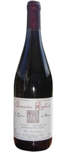 Domaine Rimbert - le travers de marceau - Rouge - 2019