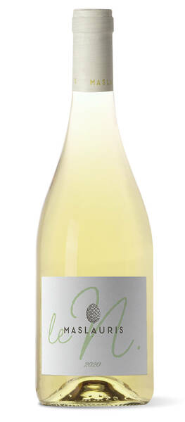 MasLauris - le n. (vin nature) - Blanc - 2020