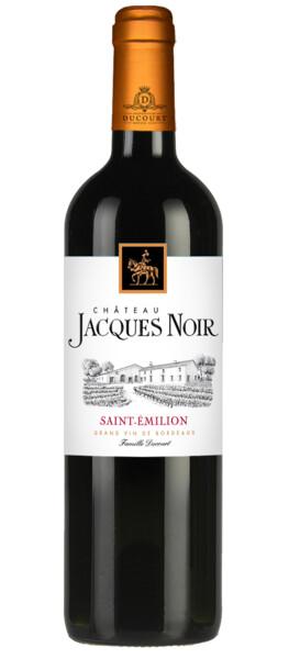 Vignobles Ducourt - Château Jacques Noir - Rouge - 2016