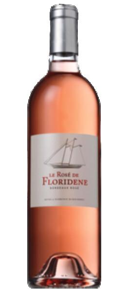 Clos Floridène - le rosé de floridene - Rosé - 2017