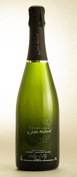 Champagne by Justin Maillard - fifty-fifty - Blanc