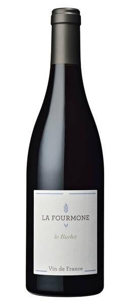 Domaine La Fourmone - le burlet - Rouge