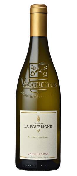 Domaine La Fourmone - le fleurantine - Blanc - 2016