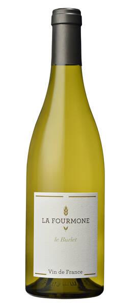 Domaine La Fourmone - le burlet - Blanc