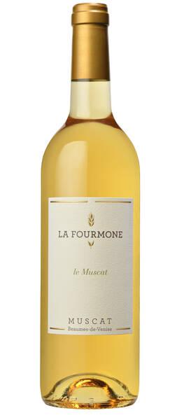 Domaine La Fourmone - le muscat - Liquoreux - 2018
