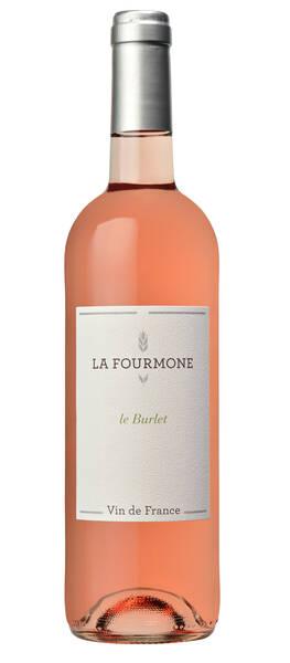 Domaine La Fourmone - le burlet - Rosé