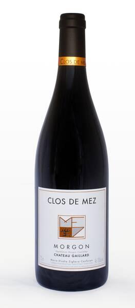 CLOS DE MEZ - château gaillard - Rouge - 2014