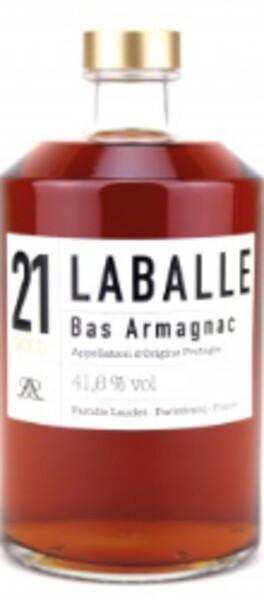 Domaine de Laballe - 3 bas armagnac gold - Rouge