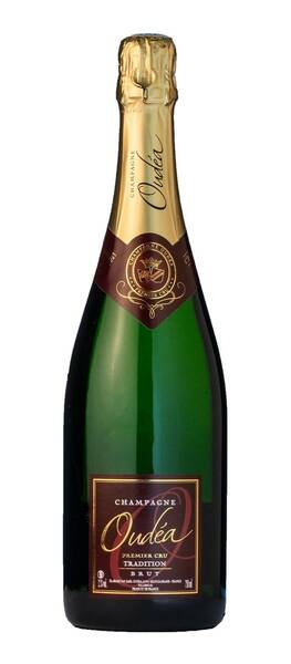 Champagne OUDEA  - tradition - Blanc
