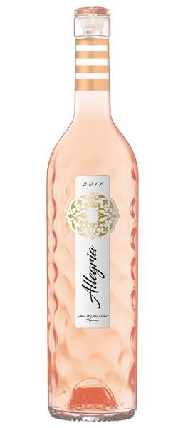 Château Dubraud     - allegria - Rosé - 2018
