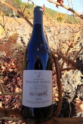 DOMAINE DES ROCHES FORTES -