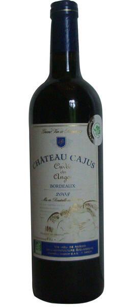 Château Cajus - cuvée des anges - Rouge - 2011