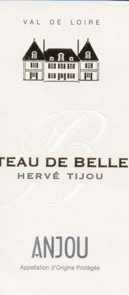 Château Bellevue - anjou - Blanc - 2018