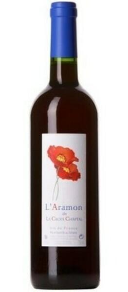 Domaine La croix Chaptal - l'aramon - Rouge