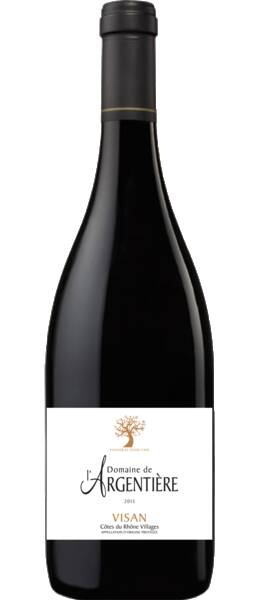 Domaine de l'Argentière  - domaine de l'argentière - Rouge - 2015