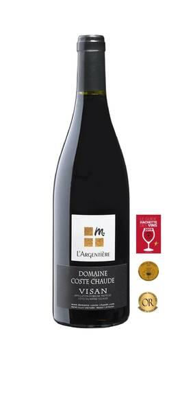 Domaine de Coste Chaude - l'argentière - Rouge - 2015