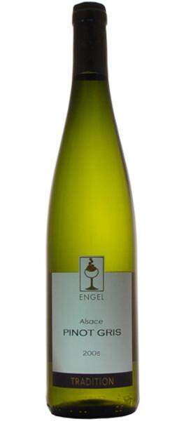 Vignobles ENGEL - pinot gris tradition - Blanc - 2017