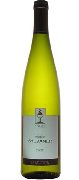 Vignobles ENGEL - sylvaner tradition - Blanc - 2018