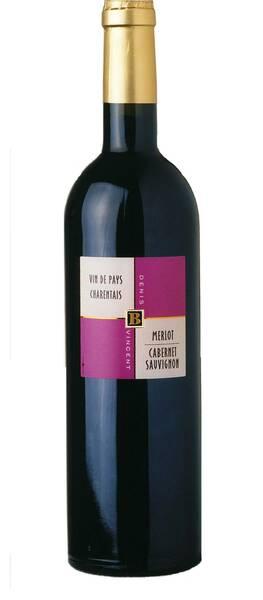 Vignobles du Sourdour - assemblage merlot / cabernet-sauvignon - Rouge - 2014