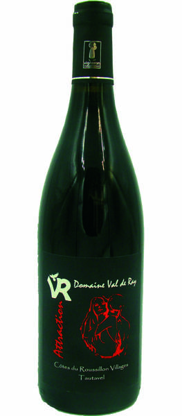 Domaine Val de Ray - attraction - Rouge - 2014