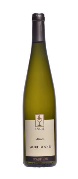 Vignobles ENGEL - auxerrois tradition - Blanc - 2018