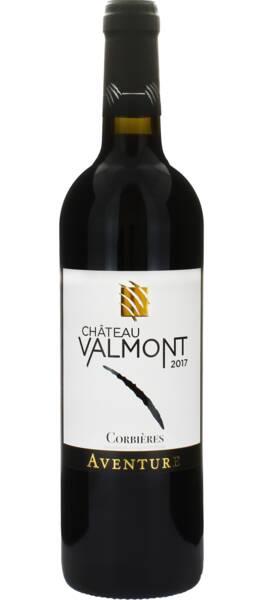 Château Valmont - l'aventure - Rouge - 2017