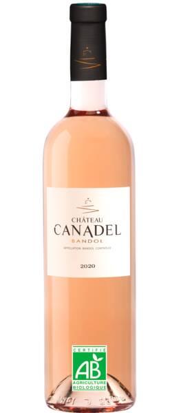 Château Canadel - bandol - Rosé - 2020