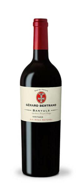 Château l'Hospitalet - banyuls vin   gérard bertrand - Rouge - 2014