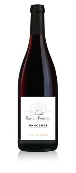 Vignobles Berthier - baron foucher - sancerre - Rouge - 2017