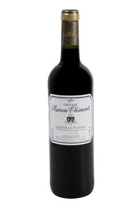Vignobles Garzaro - Château Baron Clément - Rouge - 2015