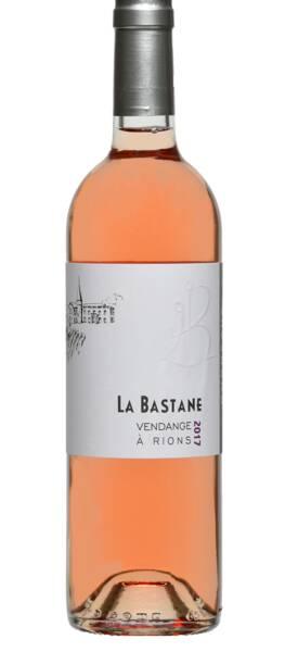 LA BASTANE - la bastane - Rosé - 2018