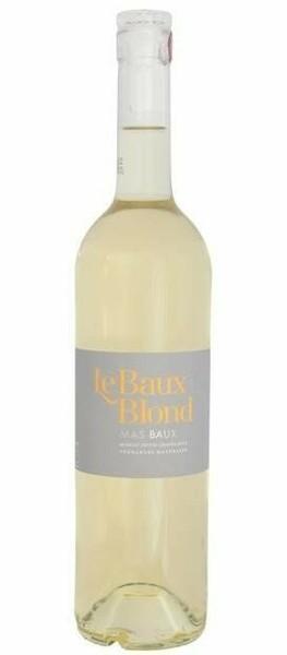 Mas Baux - blond - Blanc - 2019