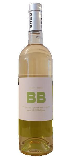 Domaine de Brau - bb blanc de brau - Blanc - 2019