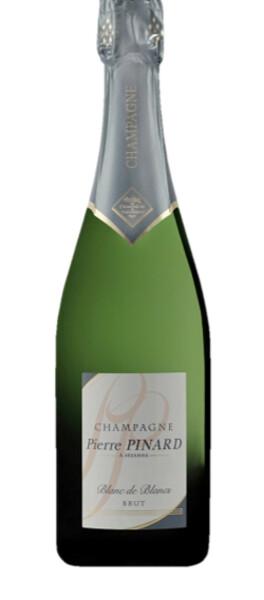 Champagne Pierre Pinard - cuvée blanc de blancs - Pétillant