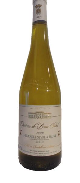 Vignobles Chéneau - château de beau-soleil - Blanc - 2000