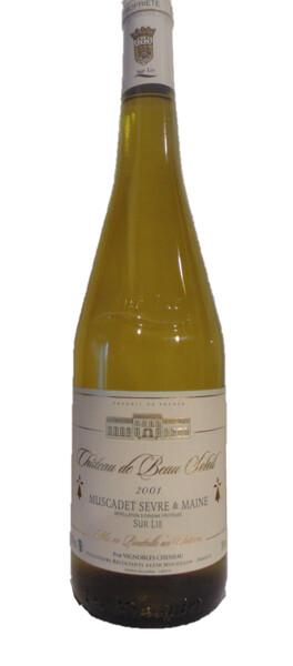 Vignobles Chéneau - château de beau soleil - Blanc - 2001