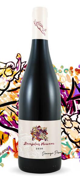 Dominique Piron - beaujolais nouveau   (livraison a partir du 19/11) - Rouge - 2020