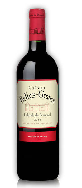 Château Belles-Graves - Château Belles-Graves 2011