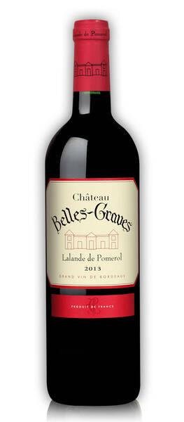 Château Belles-Graves - Château Belles-Graves 2013