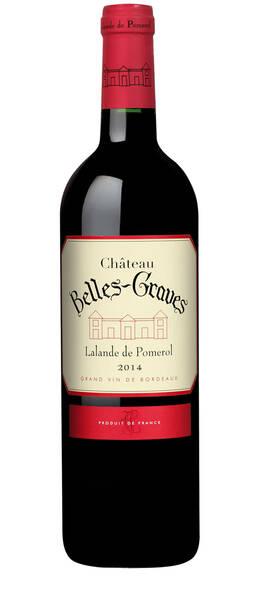 Château Belles-Graves - château belles-graves - château belles-graves 2014 - Rouge - 2014