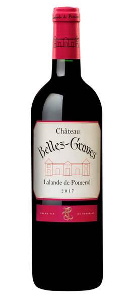 Château Belles-Graves - château belles-graves - château belles-graves 2017 - Rouge - 2017