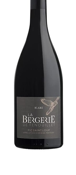 Bergerie de Fenouillet - icare - Rouge - 2018