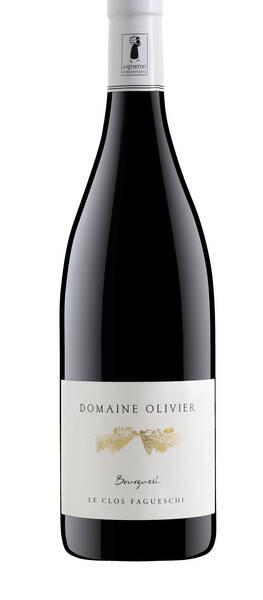 Domaine Olivier - le clos faguesche - Rouge - 2017