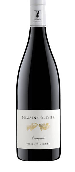 Domaine Olivier - vieilles vignes - Rouge - 2018