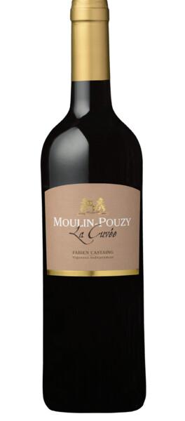 DOMAINE DE MOULIN-POUZY - la cuve - Rouge - 2014