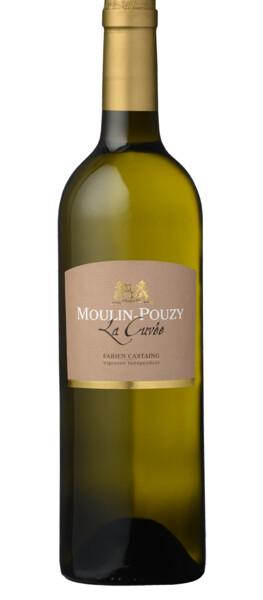DOMAINE DE MOULIN-POUZY - la cuve - Blanc - 2018