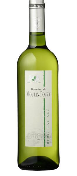 DOMAINE DE MOULIN-POUZY - classique - Blanc - 2019