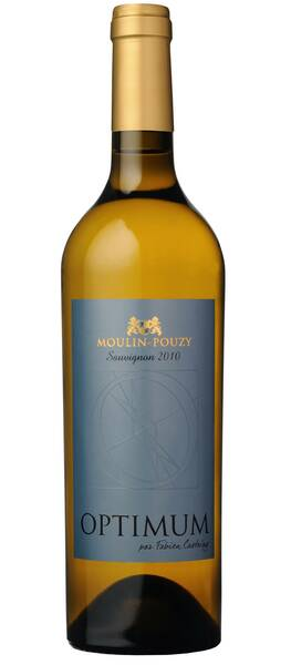 DOMAINE DE MOULIN-POUZY - optimum - Blanc - 2014
