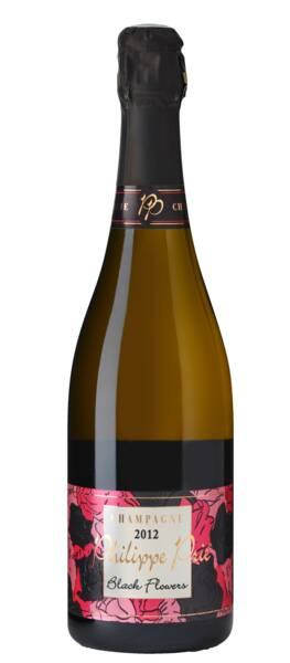 Champagne Prié - black flowers - Pétillant - 2012