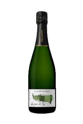 Champagne Marquise de Sy - grande réserve blanc de blancs - Pétillant